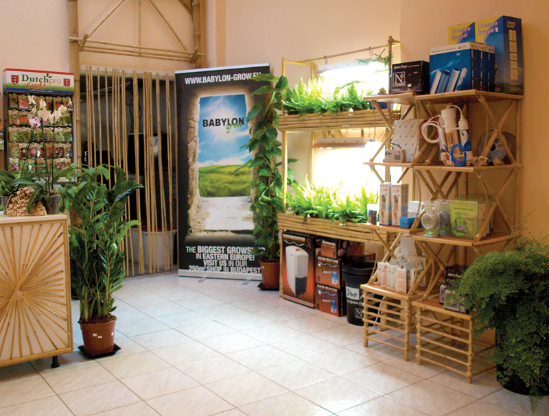 Babylon Grow Shop