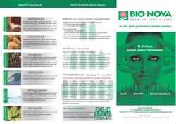 BioNova általános leírás 1