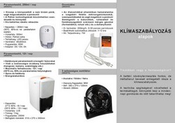 Klímaszabályozó rendszerek 1