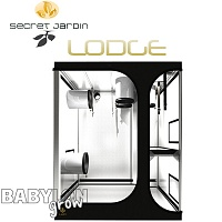 Secret Jardin Lodge Growtent