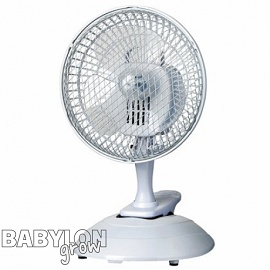 Clipable fan 15 cm