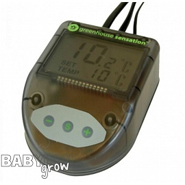 Nutriculture X-Stream Heat Thermostat for Heated Propagators
