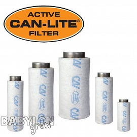 CAN-Lite Carbon Filter (steel)