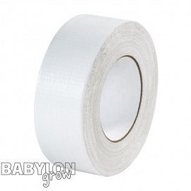 Duct Tape PVC White 50mm