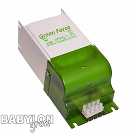Green Force ballast