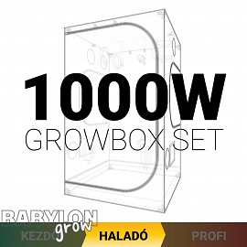 Advanced Growbox Set 1000 W