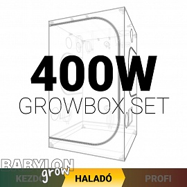 Advanced Growbox Set 400 W