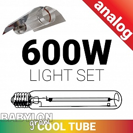 Grow Light set 600W Cool Tube