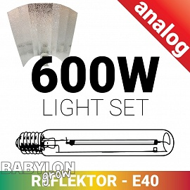 Grow Light set 600W