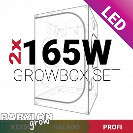 Professional LED Growbox
