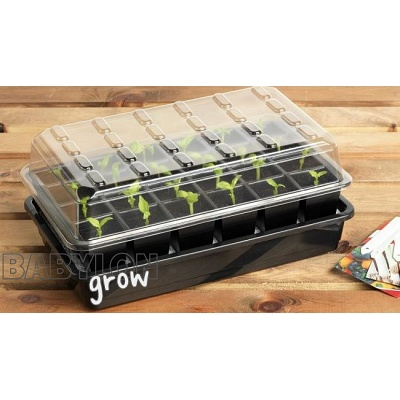 Self Watering Propagator 24 Cell