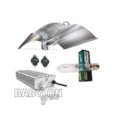 Grow Light Set 600W with digital ballast