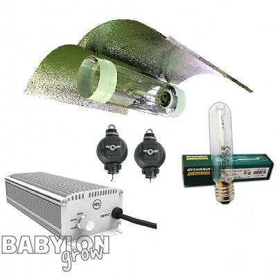 CoolWing set with digital ballast 600W