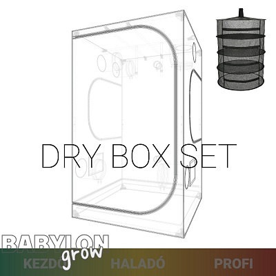 Dryer Growbox Set