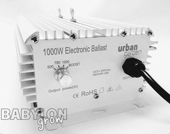 Green force Digital Dimmable Ballast 1000W
