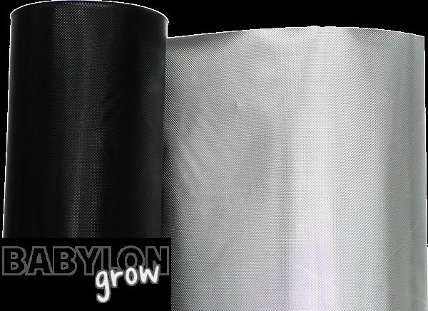 Black-diamond reflective sheeting